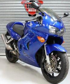 2000 X HONDA VFR 800 F FY Fi BLUE 36K HPI CLEAR NEW MOT TRADE SALE RUNS WELL V4