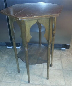 Antique 5 Legged Table