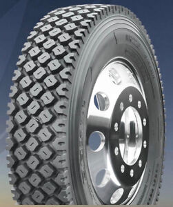 11R22.5/24.5 Truck Drive Tires New Under 300