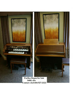 Farfisa Organ for sale