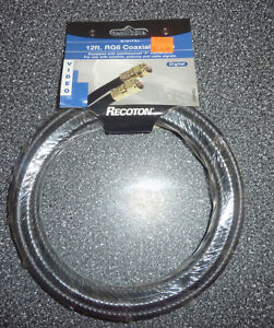 Videosender, S-video Selctor, NEW Coaxial Cable $ 2 each/ all $5 Kitchener / Waterloo Kitchener Area image 1