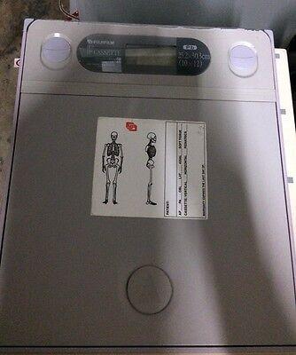 Fuji Fcr Ip Cassette 10x12 Xray Cr Imaging Plate