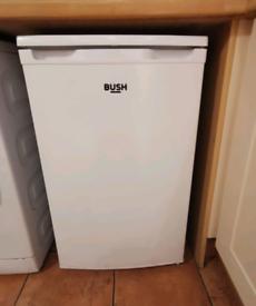 Bush under counter fridge freezer