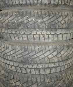 $400 TOTAL PRICE Continental Contact 235/65/17 90% TREAD(4 TIRES