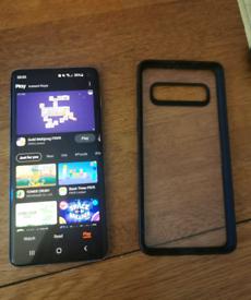 Unlocked Samsung Galaxy S10 dual sim - Prism White for sale £200