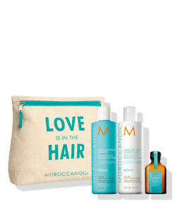 Brand New! MOROCCANOIL Pack (Limited Edition)