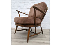 Ercol 203 Armchair (DELIVERY AVAILABLE)