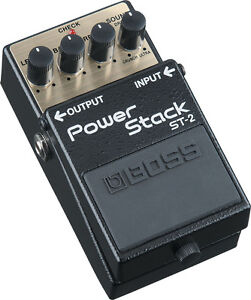 Boss Power Stack ST-2 Pedal. Kitchener / Waterloo Kitchener Area image 1