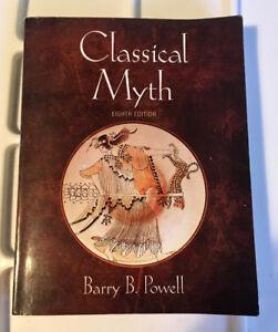 Classical Myth 8th Edition