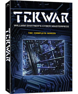 Coffret film DVD - TEK WAR - William Shatner