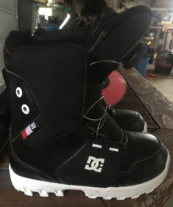 Burton after school special board/bindings 100cm DC size 2 boots