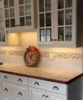 Candido Ceramics: Beautiful backsplashes, tub-surrounds, floors!