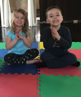 **NEW Family Yoga!  Various participant packages available!