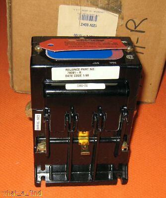 NEW Reliance 78091-R Motor Starter Contactor 78091R 56 Amp 600 Volt DC