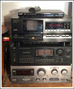 Two Stereos For Sale: Mix and Match! Prince George British Columbia image 2