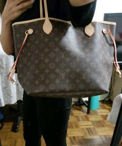 LV Neverfull GM handbag