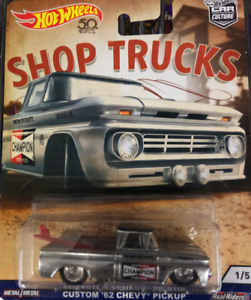 **FREE POST/PICKUP! NEW Custom 62 Chevy Real Riders HW Baulkham Hills The Hills District Preview