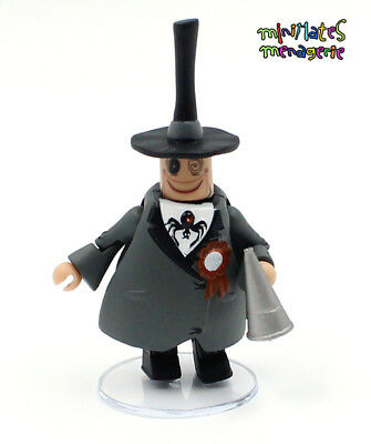 Nightmare Before Christmas Minimates Halloween Town The Mayor - Halloweentown Nightmare Before Christmas