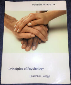 Principles of Psychology (GNED 129) Textbook