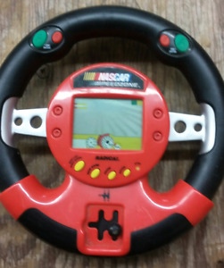 Nascar Collectible Hand Held Game
