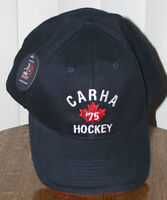 BASEBALL CAP - CARHA HOCKEY - NEW