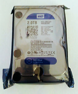 WD Blue 2TB PC Desktop Hard Drive – Brand New Never Been Opened!