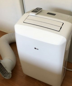 Air conditioning and dehumidifier