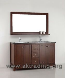 Double sink Bathroom VanityCHECK US OUT