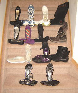 Ladies Footwear - size 8, 8.5