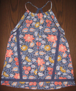 BRAND NEW WITH TAGS WOMEN'S LUCKY BRAND TOP, SIZE MEDIUM