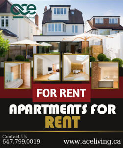 Apartments for rent Vaughan