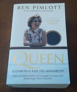 The Queen, Elizabeth II and the Monarchy, Ben Pimlott Kitchener / Waterloo Kitchener Area image 1