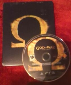 God of War Ascension: Steelbook Edition - PS3