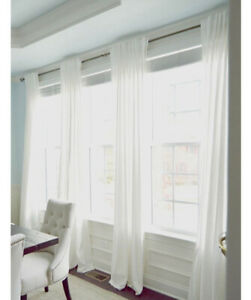New in package Ritva curtains from ikea