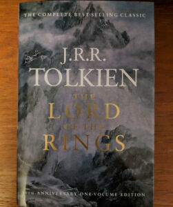 Books by J.R.R. Tolkien
