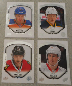 2015-16 , Upperdeck Portraits Rookies , Serie 2 , (P-61 to P110)