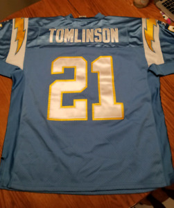 Tomlinson 21 Jersey LA Chargers