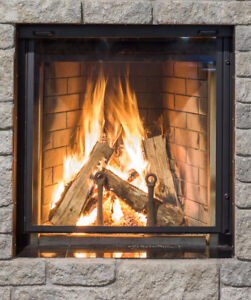 Wood Fireplace  - - -  Safeguard Chimney & Stoves - Lunenburg