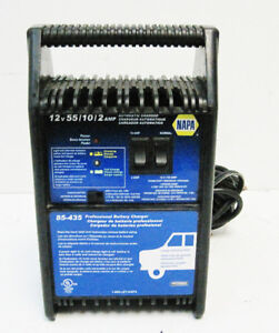 Professional Battery Charger (x2)