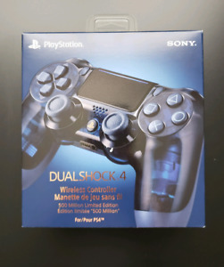 PS4 Controller 500 Million Limited Edition Sealed - $150 (BNIB)