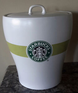 Starbucks Coffee/Cookie canister