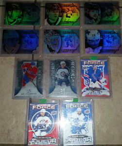 Time hockey cards