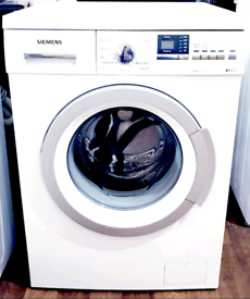 8kg Siemens Washing Machine - Free local delivery and fitting