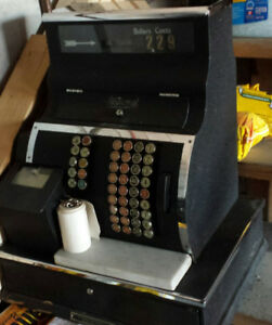 National cash register - NCR - 1930's model