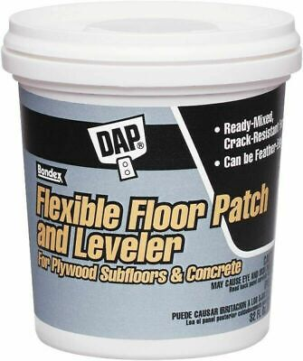Floor Patch and Leveler  59184  No 59184  Dap Inc plywood or concrete subfloors ()