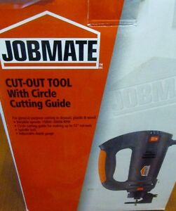 Job mate  cut out power tool near new