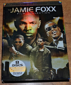 Jamie Foxx Collection DVD Box Set