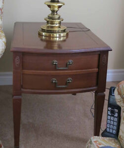 Living room side/ accent table