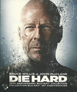 Die Hard 25th Anniversary Collection Blu-ray