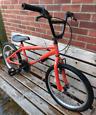 BMX Apollo Trax bike red